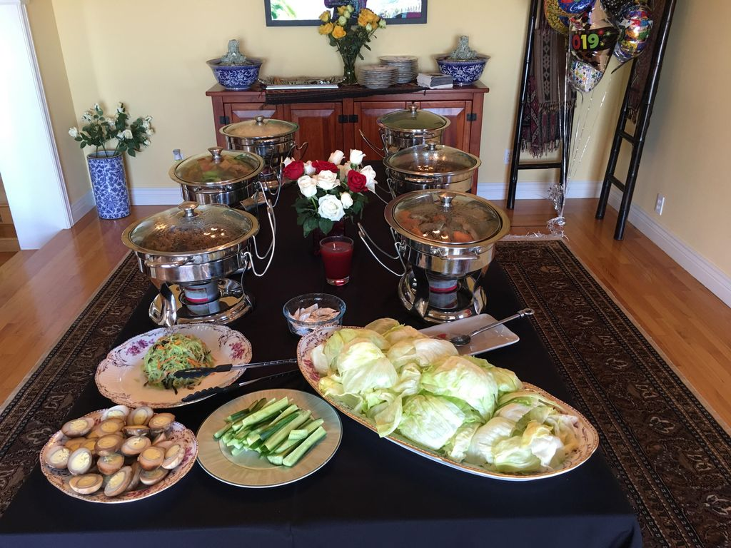 Graduation Class 19-Catering services
