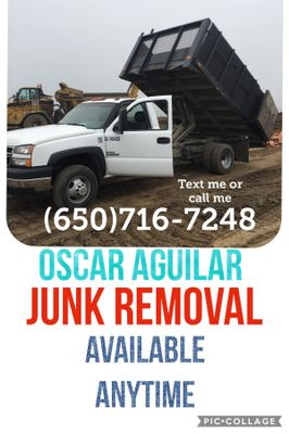 Avatar for Oscar Aguilar Junk Removal & Demolition Redwood City, CA Thumbtack
