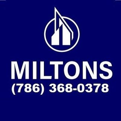 Avatar for Milton's HOME RESTORATIONS Miami, FL Thumbtack
