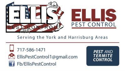 Avatar for Ellis Pest Control York, PA Thumbtack