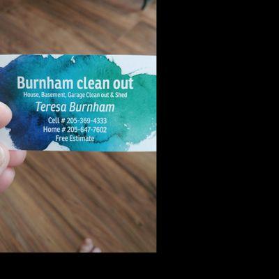 Avatar for Burnham Clean Out Kimberly, AL Thumbtack