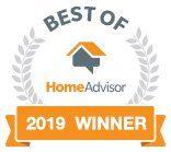 2019 Best of Home Advisor
