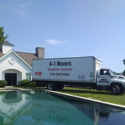 Avatar for A-1 Movers Anywhere Anytime