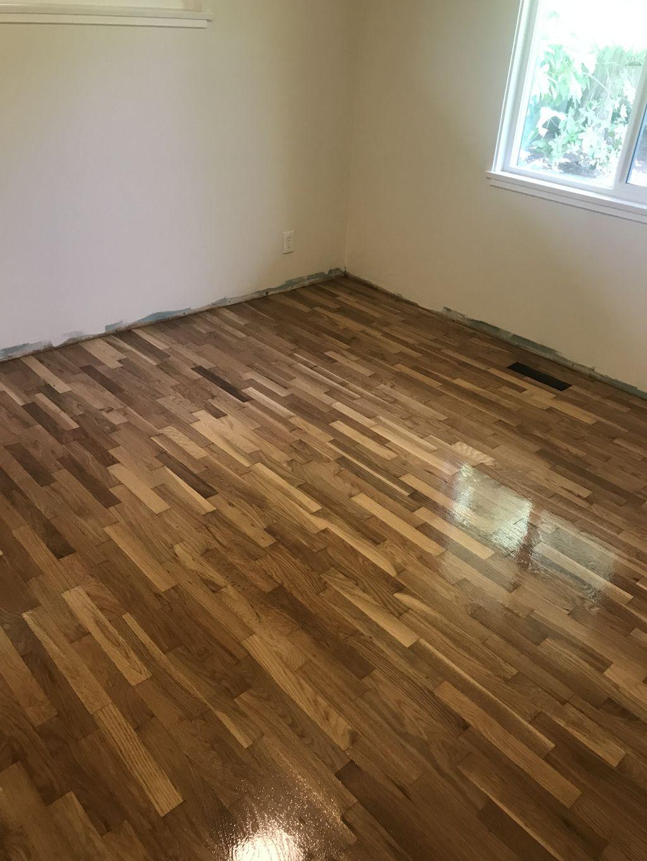 Hardwood Floor Refinishing - Tacoma 2019
