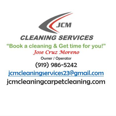 Avatar for JCM Cleaning Services & Carpet Cleaning Raleigh, NC Thumbtack