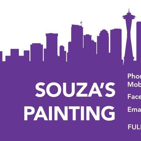 Souza's Painting try