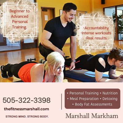 Avatar for The Fitness Marshall Albuquerque, NM Thumbtack