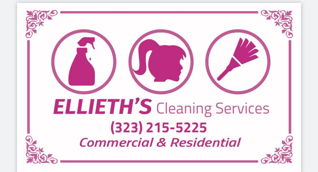 Ellieth's Cleaning Services