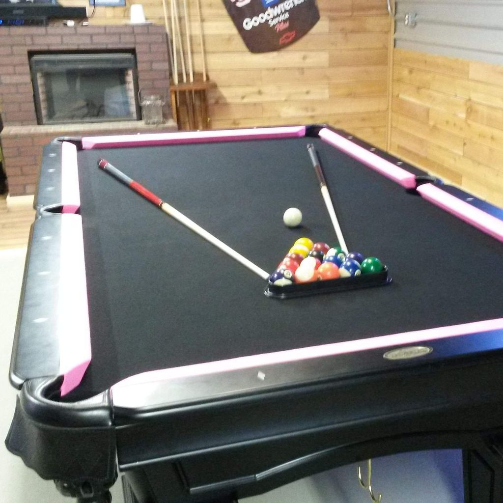 Chance The Pool Table Guy