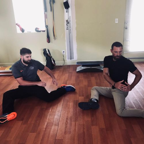 Developing optimal Hip Mobility can be difficult but super rewarding.