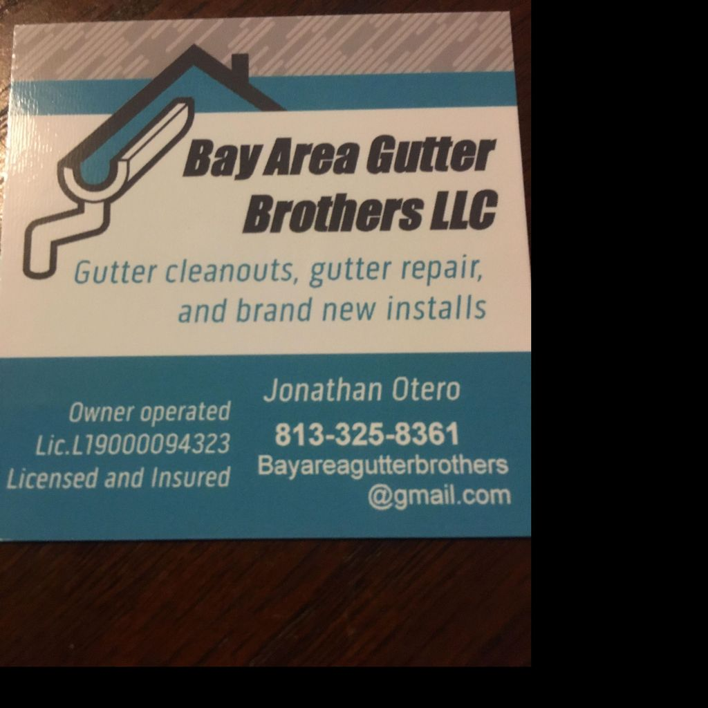 BAY AREA GUTTER BROTHERS LLC