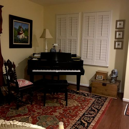 My music studio!