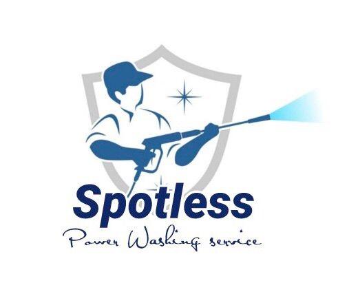 Spotless power washing service