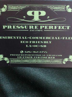 Avatar for Pressure Perfect SoCal Upland, CA Thumbtack