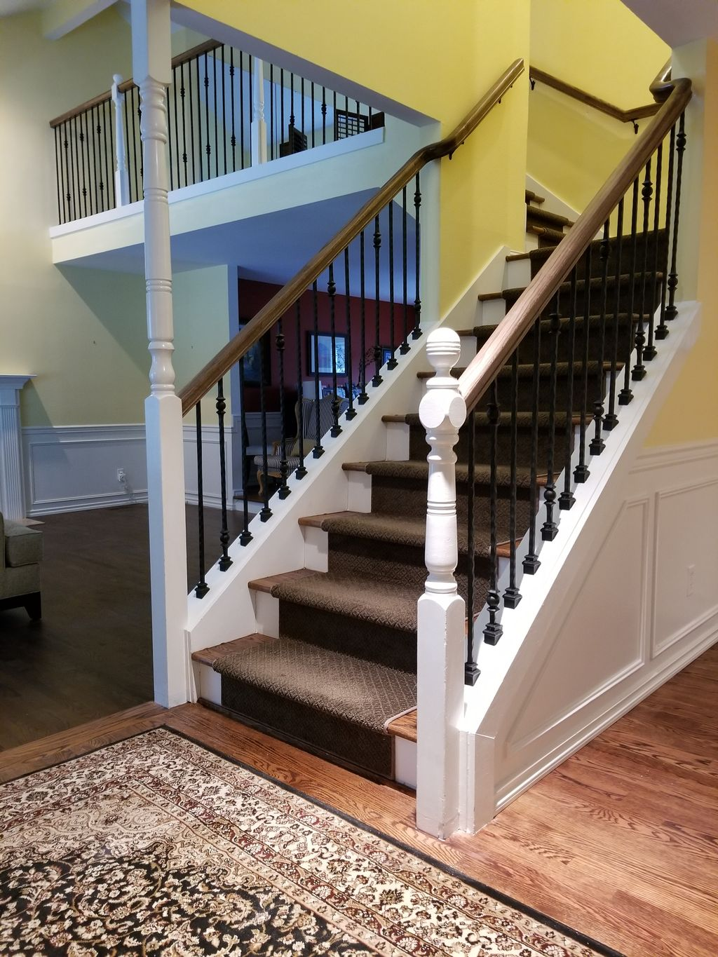 Staircase Remodel 7 photos