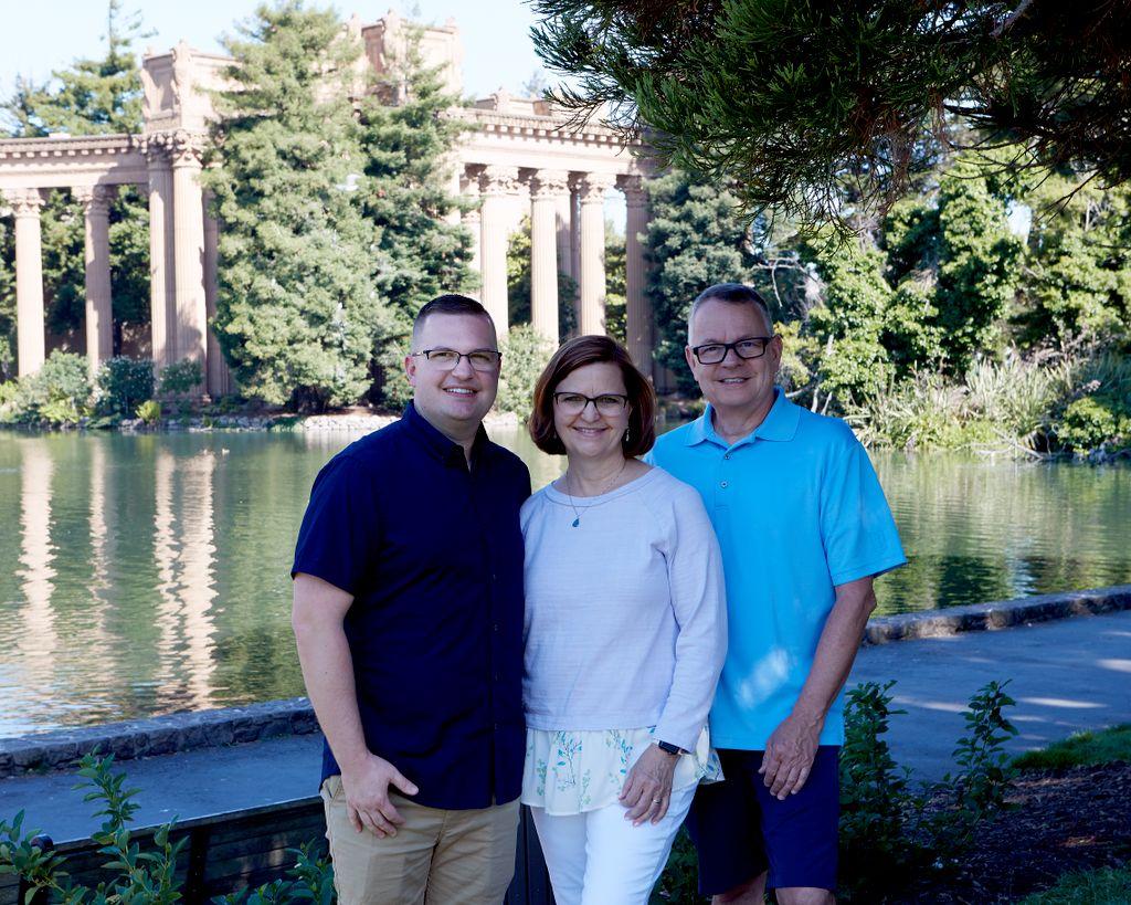 Family Portrait- Travel