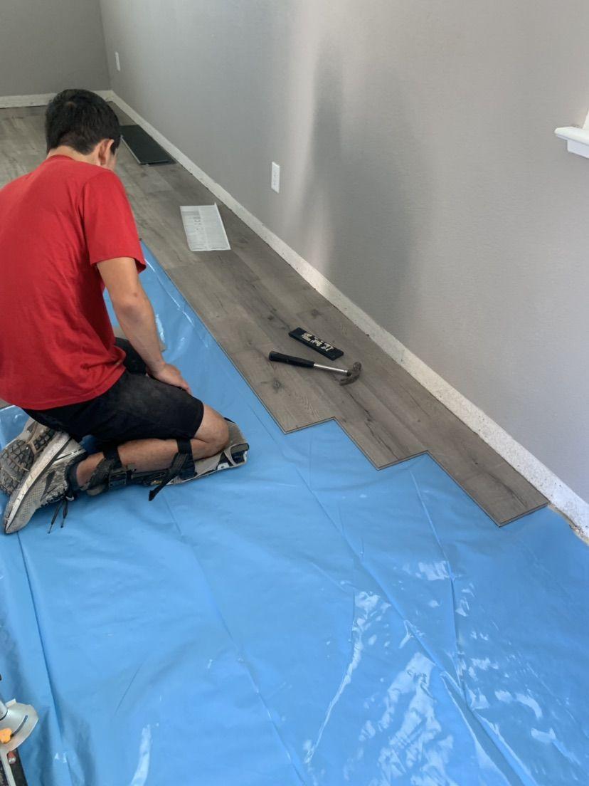 Floor Installation or Replacement - Lathrop 2019