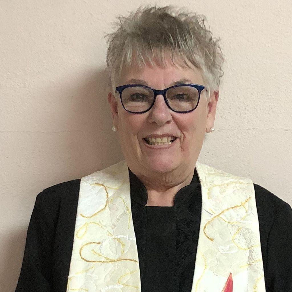 Reverend Janice E. Hill