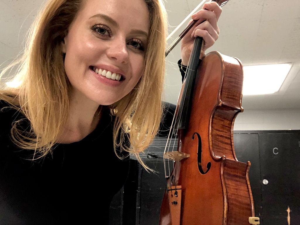 Violin Viola Masterclass