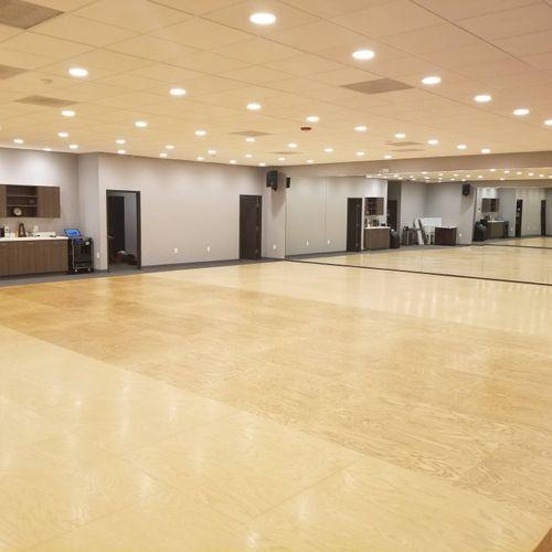 Beautiful Full Size Ballroom