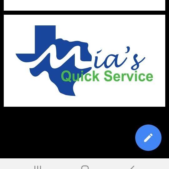 Mia's Quick Service