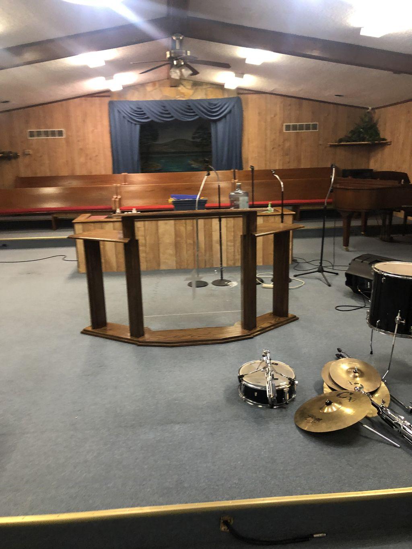 Moving A Church
