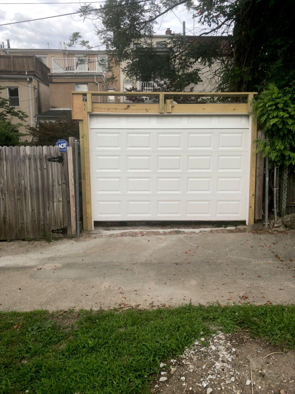 Garage Door Installation or Replacement - Baltimore 2019
