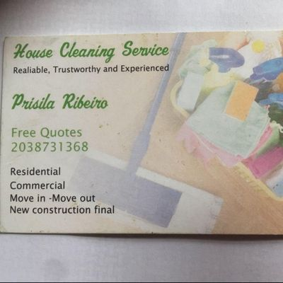 Avatar for ribeiro cleaning services Bridgeport, CT Thumbtack