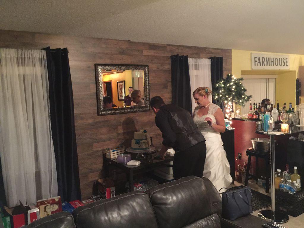 Jennifer Stacy Wedding