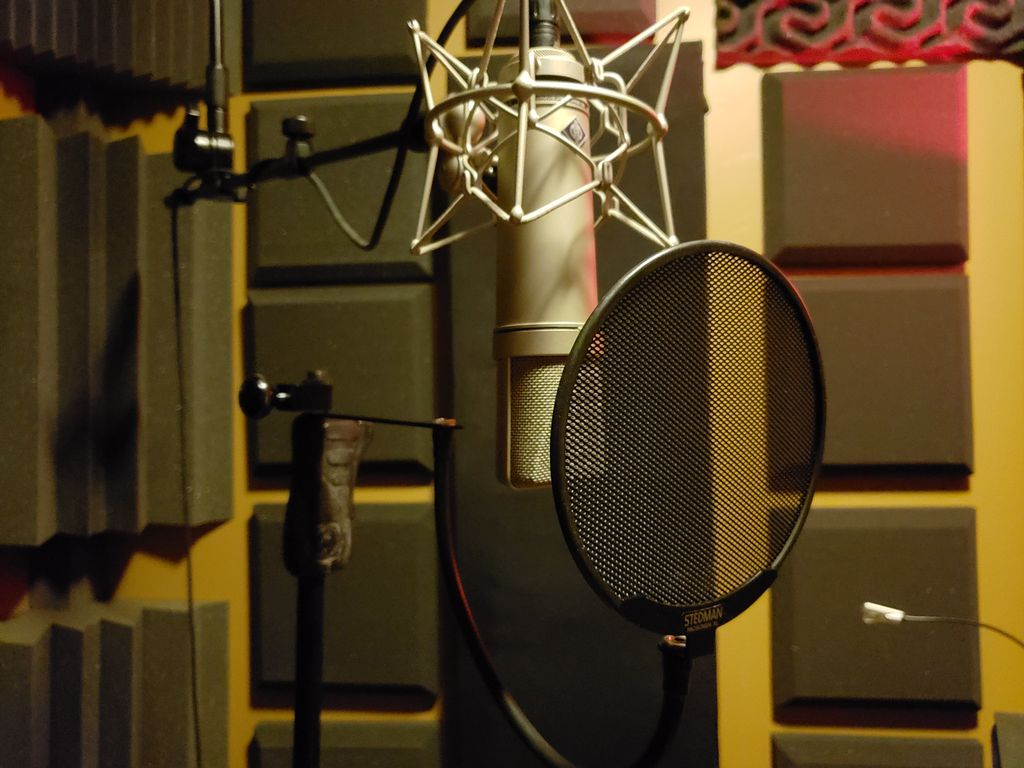 Audio Recording - Longmont 2019
