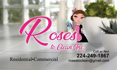 Avatar for ROSES TO CLEAN INC. Elgin, IL Thumbtack