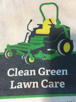 Avatar for Clean Green Lawn Care
