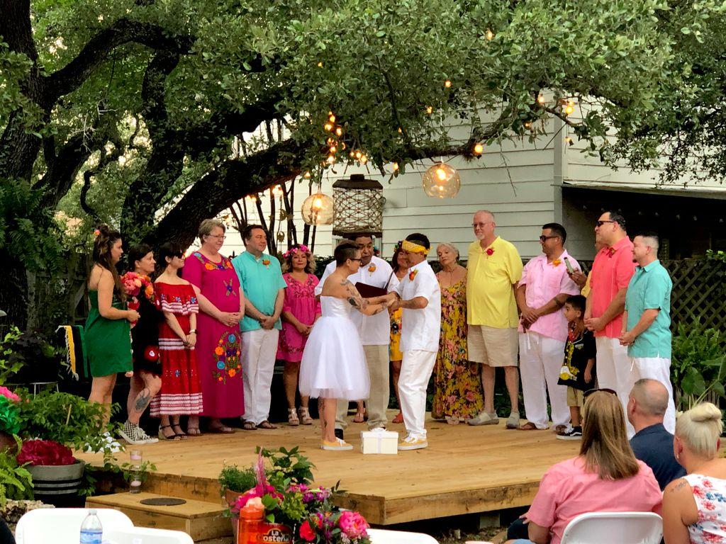 Randa & Elisha Wedding