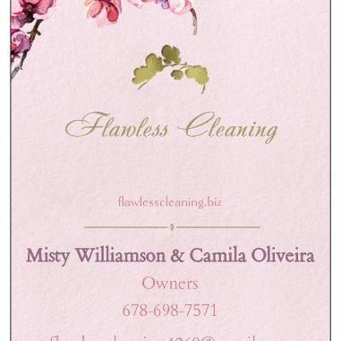 Flawless Cleaning LLC Marietta, GA Thumbtack