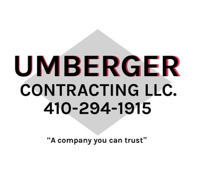 Avatar for Umberger Contracting LLC. Dundalk, MD Thumbtack