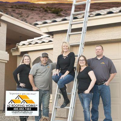 Avatar for Az Roofing works LLc, Mesa, AZ Thumbtack