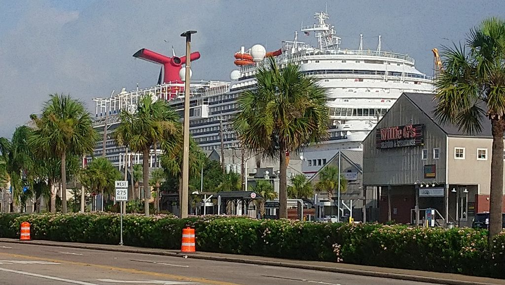 Galveston Cruise Port
