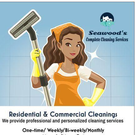 Seawood's Complete Cleaning Services