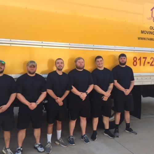 Your Family Moving Team