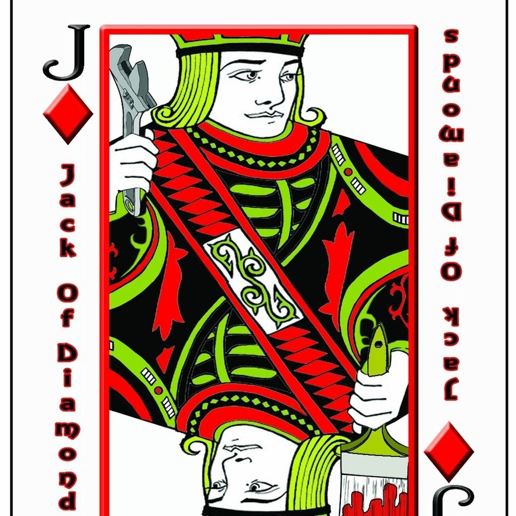 Jack of Diamonds Painting and Handyman Service