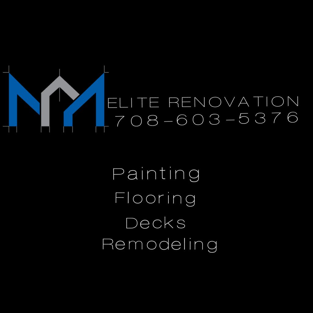 Elite Renovations/Ace Painters