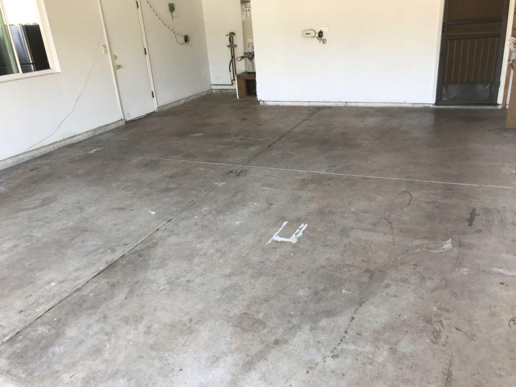 Epoxy Floor Coating - Woodland 2019