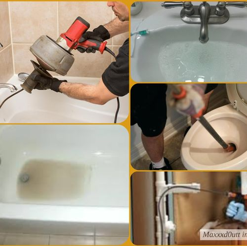 Drain Cleaning Service