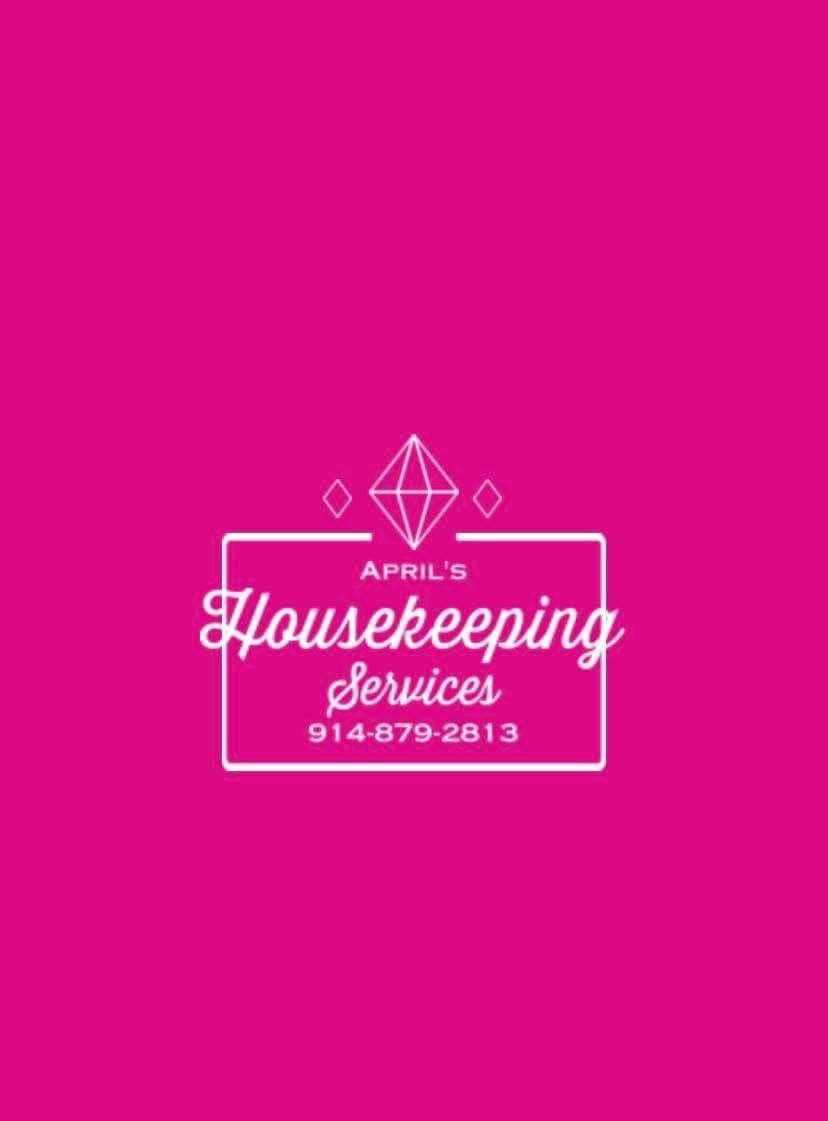 April Housekeeping