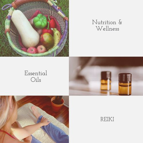 Other services I provide: Reiki, Nutrition & Wellness Coaching, Essential Oils Education.