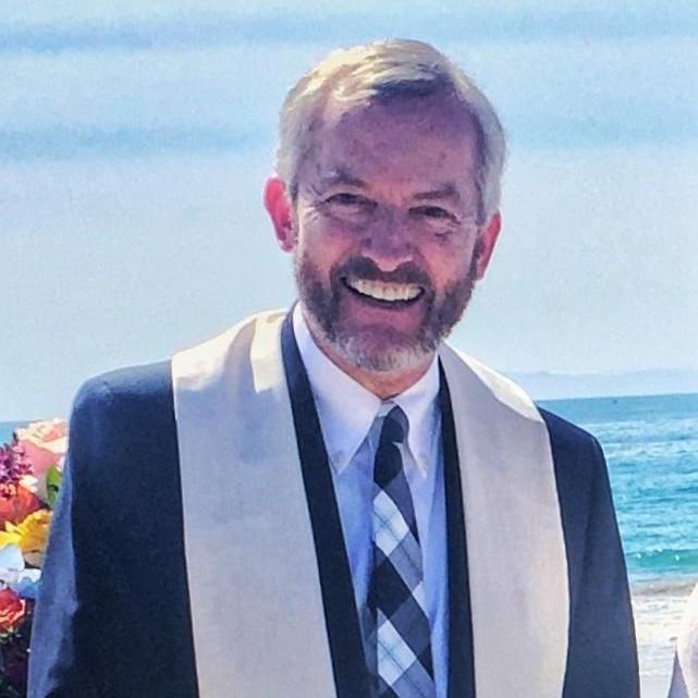 Pastor Mark Richardson, Wedding Officiant