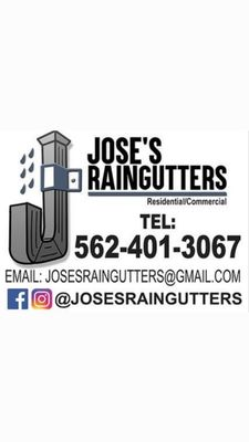 Avatar for Josesraingutters.Inc Whittier, CA Thumbtack