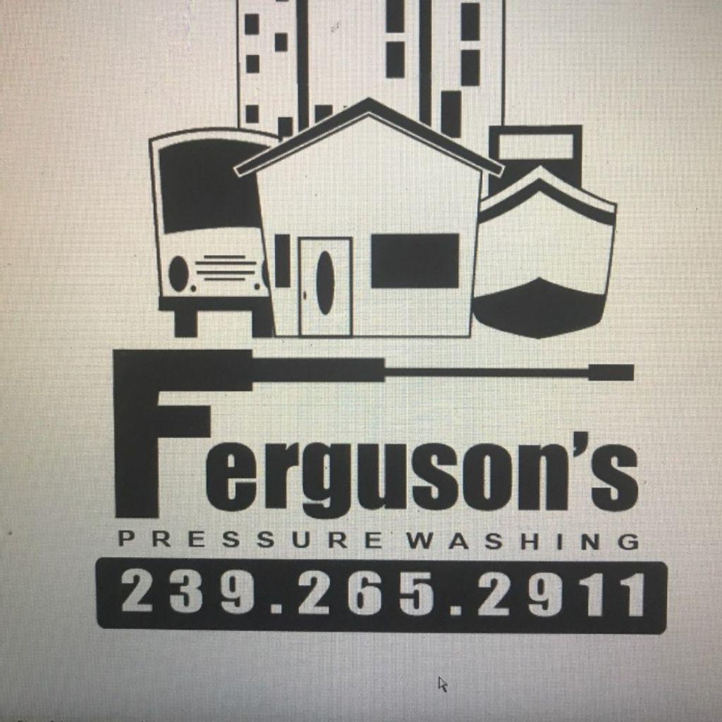 Ferguson's Pressure Washing llc