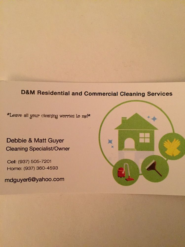 D&M Residential/Comm. Cleaning Service