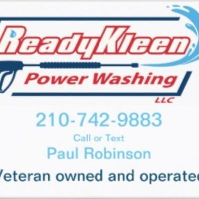 Avatar for ReadyKleen Power Washing Cibolo, TX Thumbtack